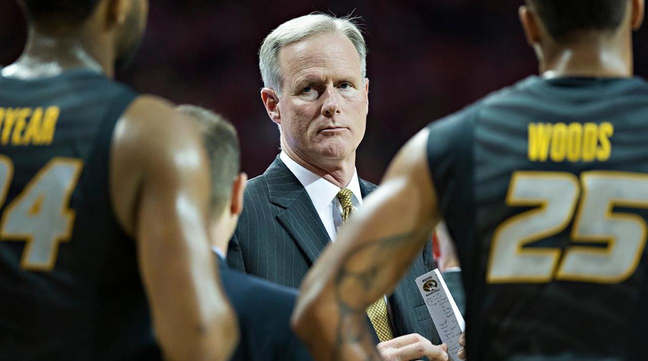 Kim Anderson steps down as Missouri head coach