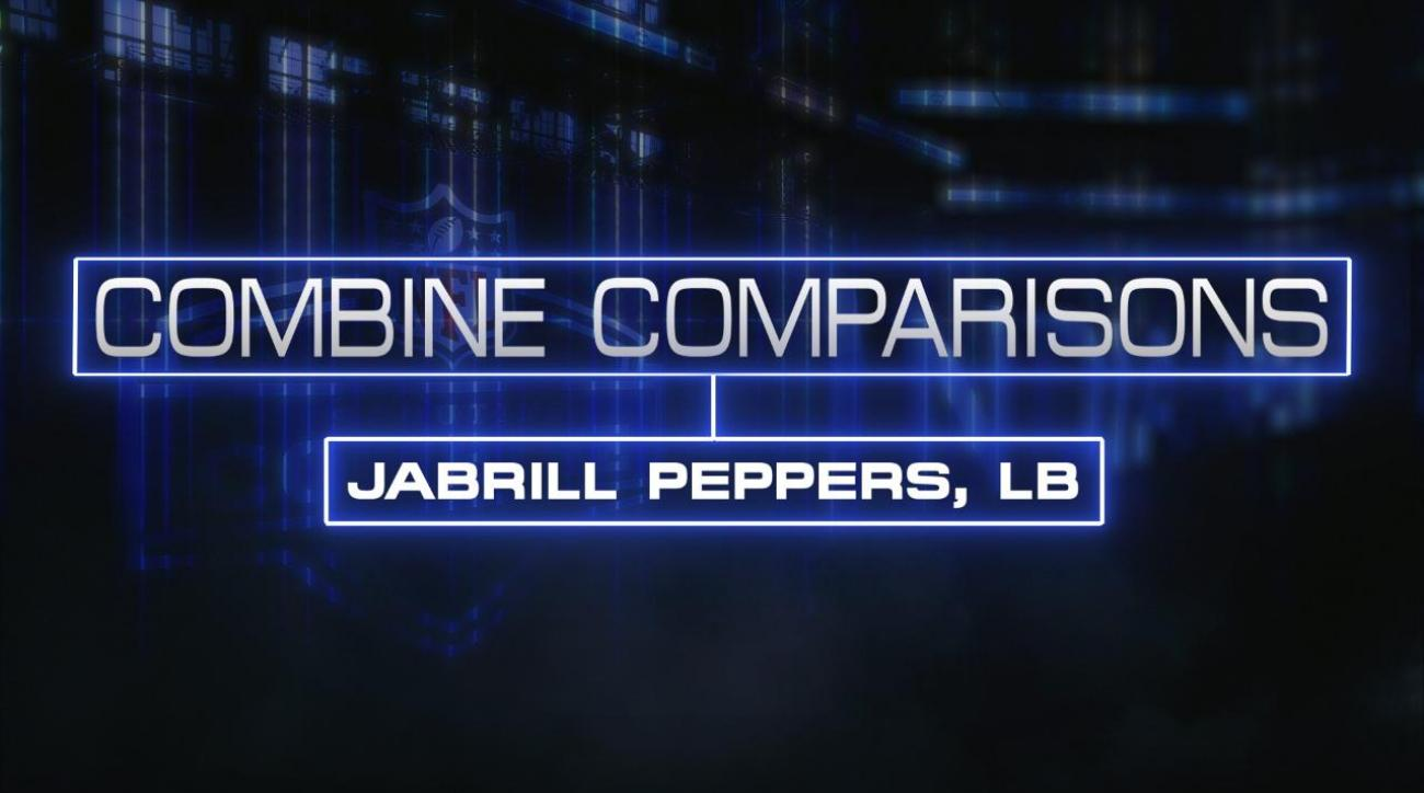 Combine Comparisons: Jabrill Peppers, LB