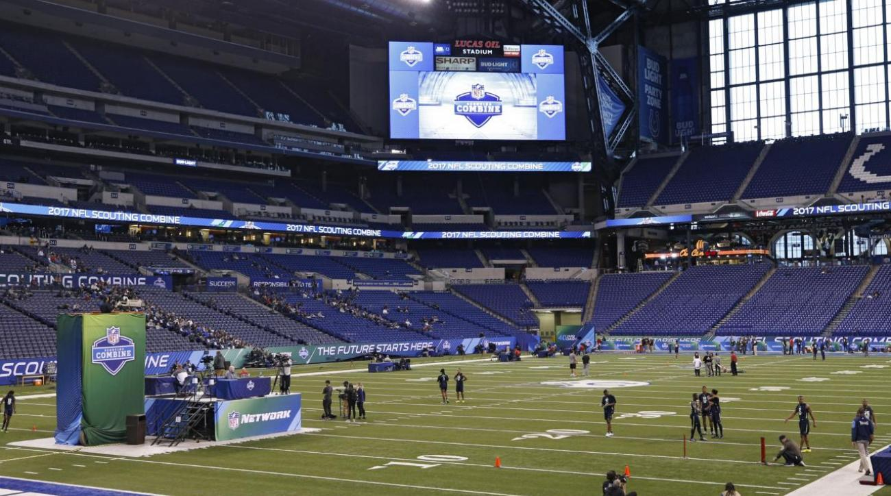 #DearAndy: What events should the NFL add to the combine?