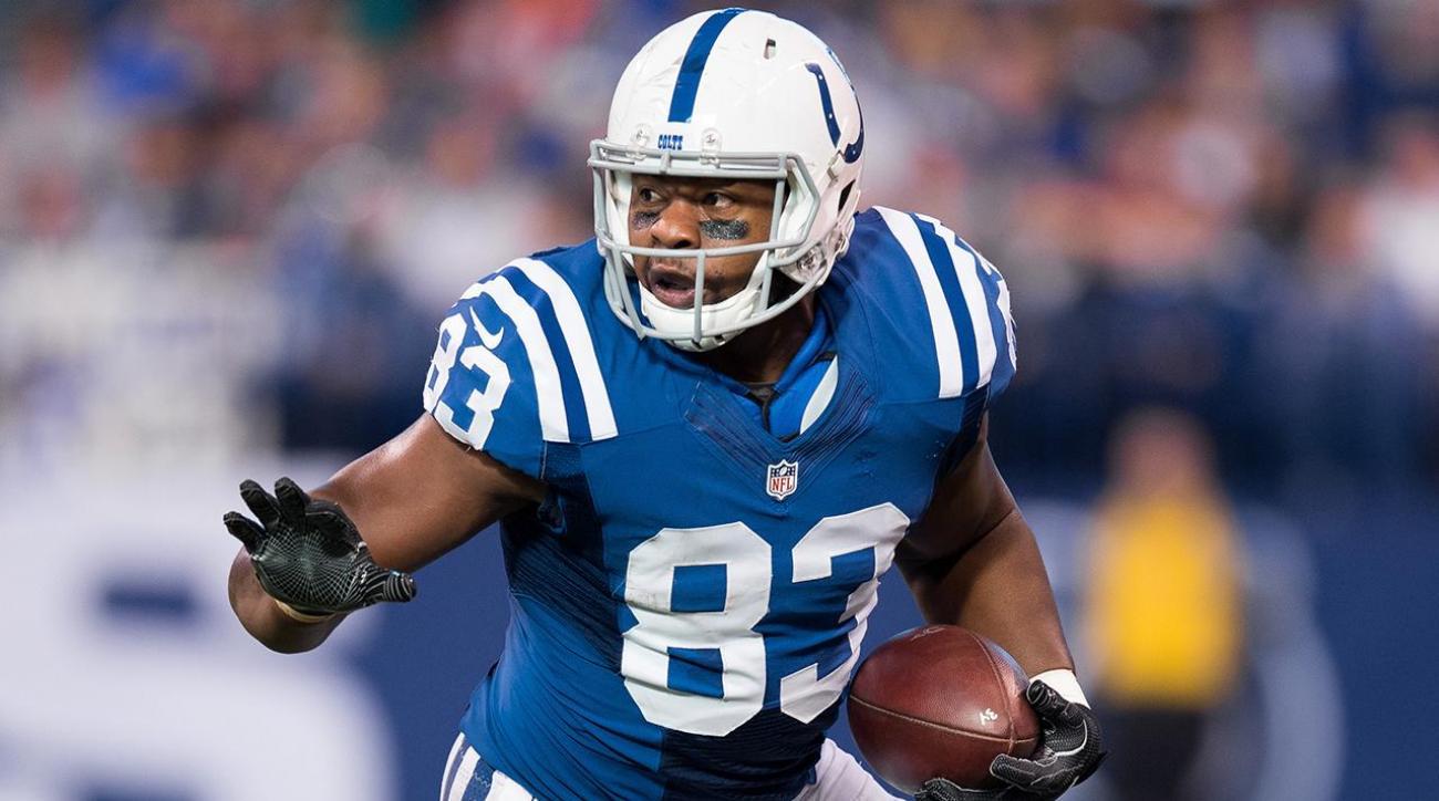 Report: Colts trade TE Dwayne Allen to Patriots