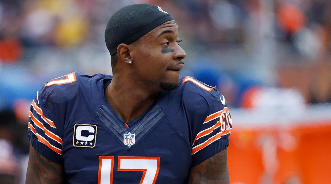 Report: Alshon Jeffery to sign with Eagles