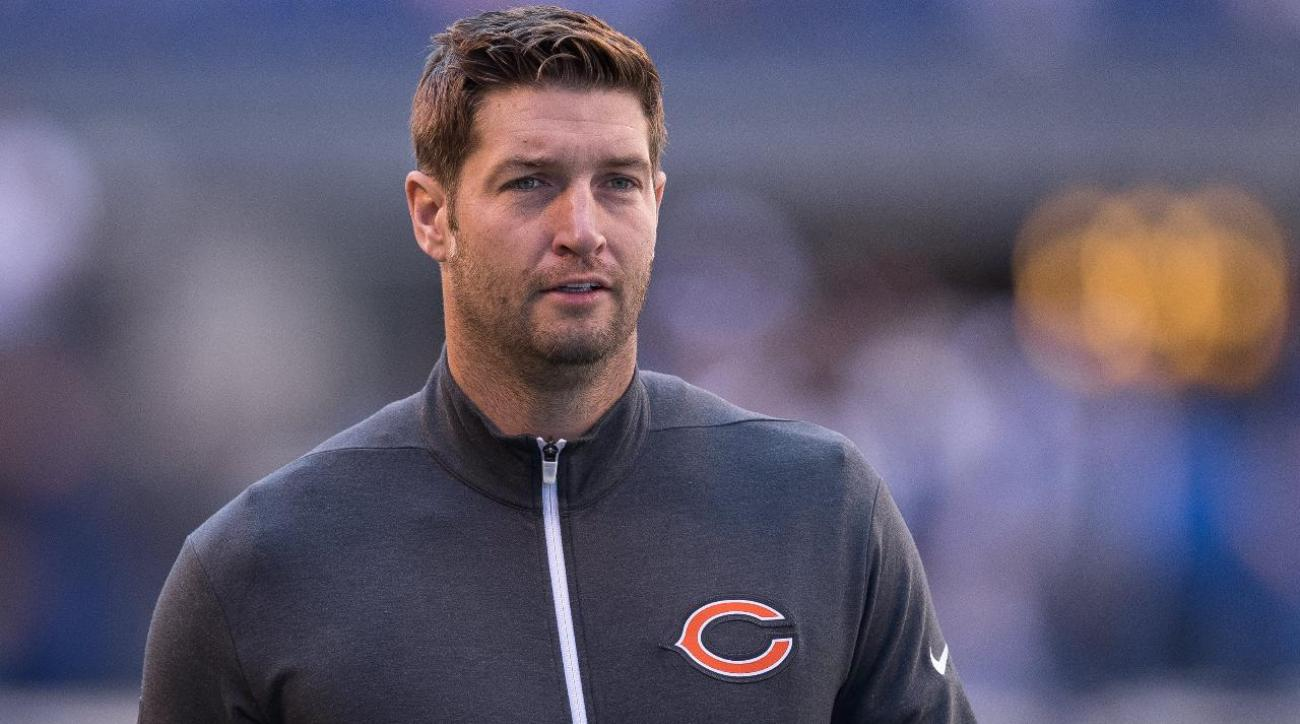 Bears release quarterback Jay Cutler after eight seasons