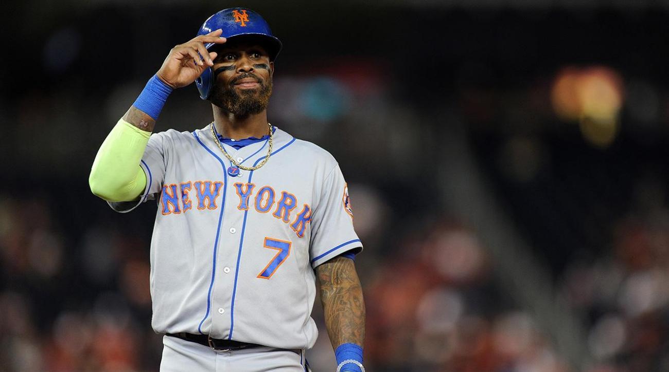 Mets' Jose Reyes sued by ex-mistress IMAGE