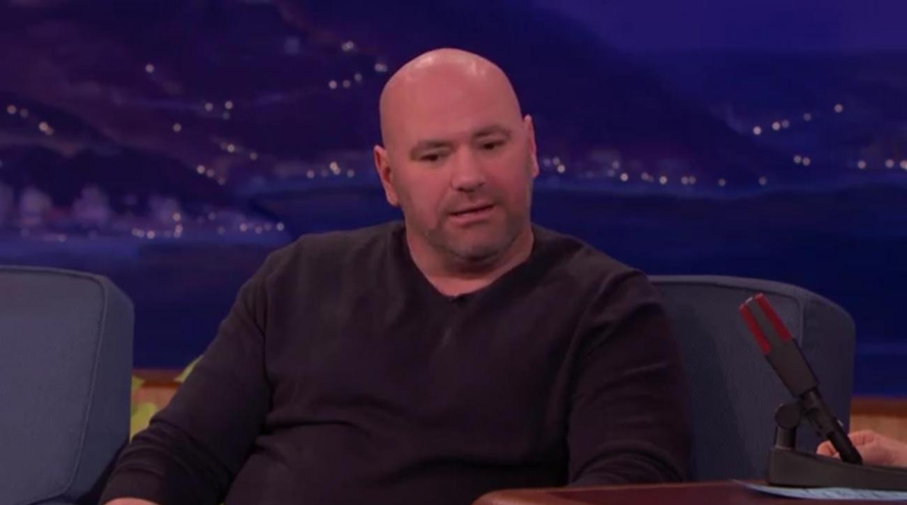 Dana White says he thinks Mayweather-McGregor boxing match will happen