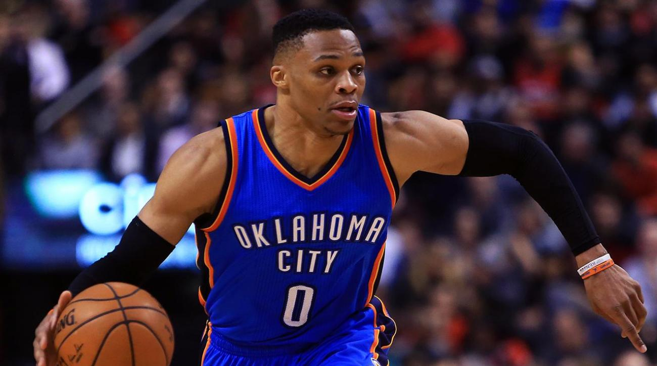 NBA Power Rankings: Russell Westbrook continues to carry Thunder