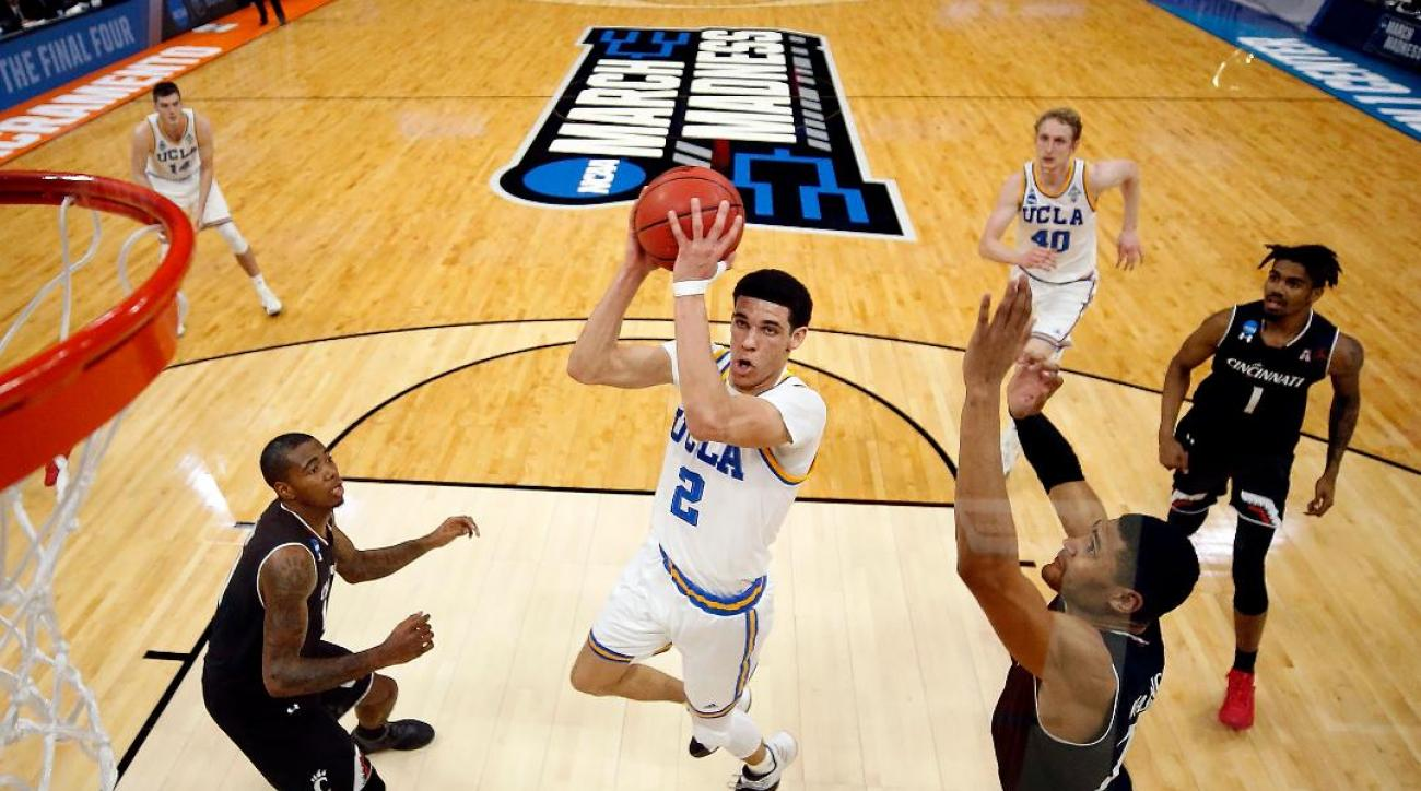 The 2017 Sweet 16 is all about the blue bloods