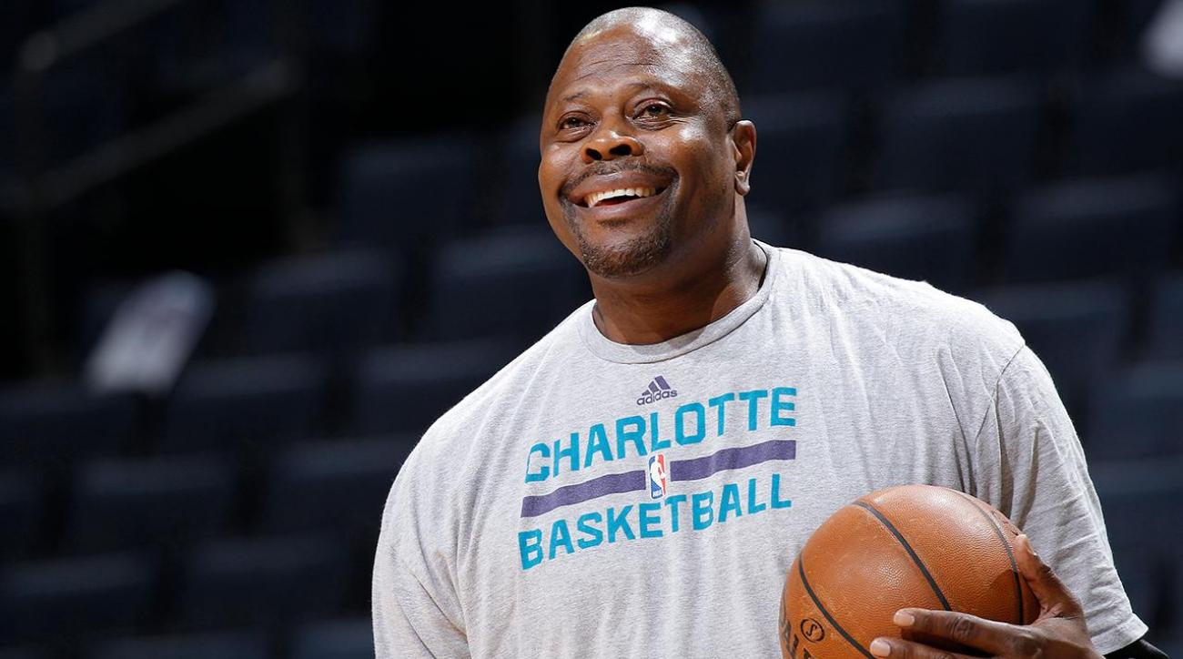 Geor own Considering Patrick Ewing for head coach
