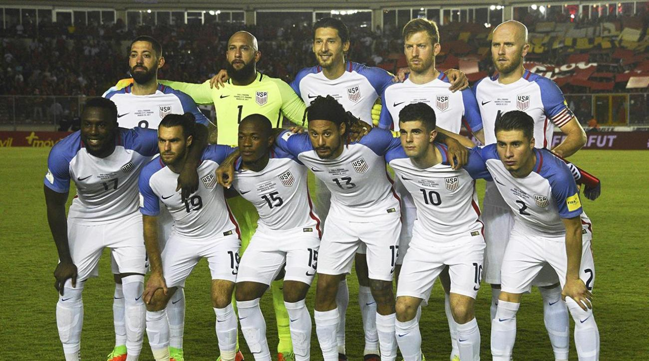 With four points, USMNT steadies 2018 World Cup qualifying quest