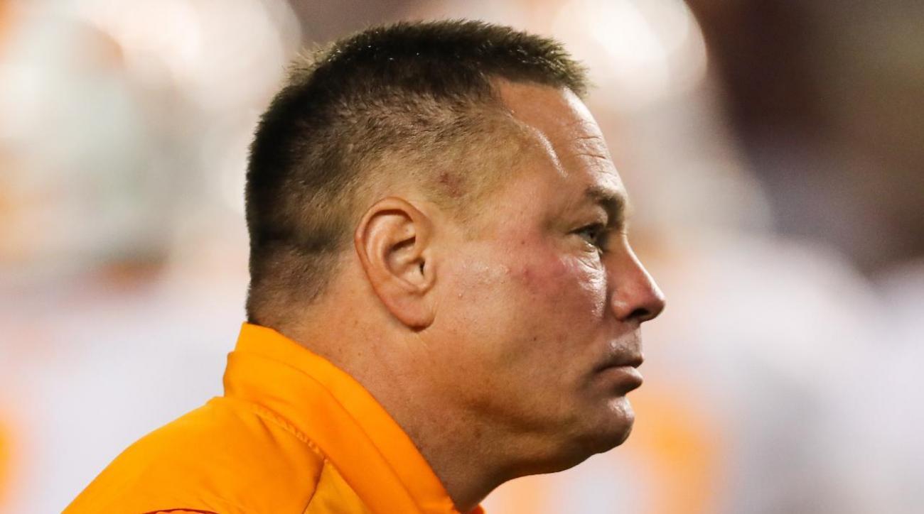 #DearAndy: Is Butch Jones on the hot seat?