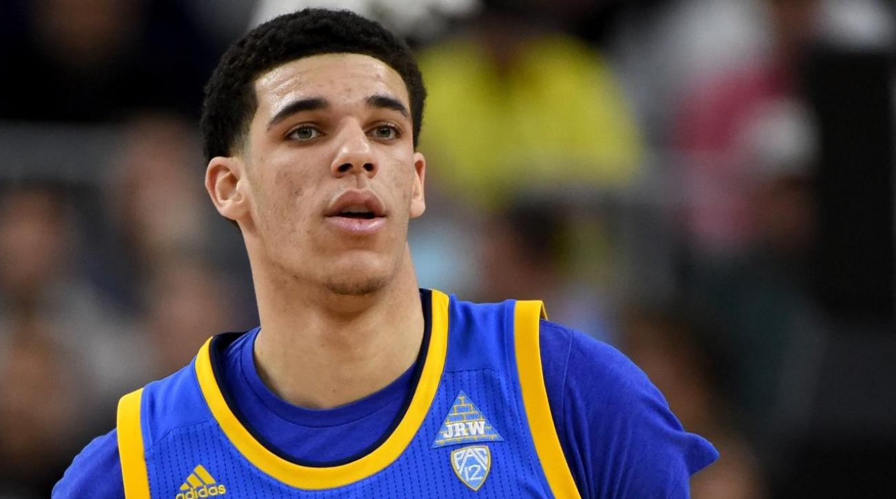 Lonzo Ball would rather play for Lakers than be No. 1 pick