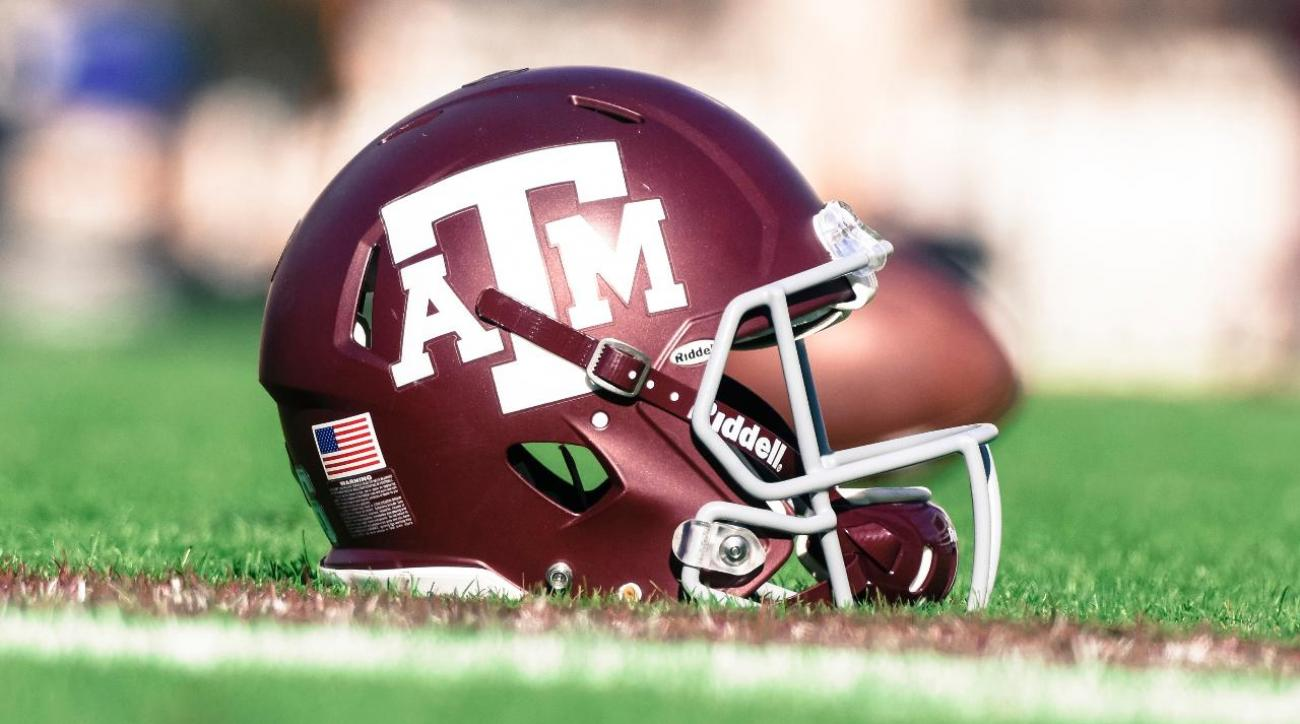 Texas A&M receiver blames indecent exposure charge on 'jock itch'