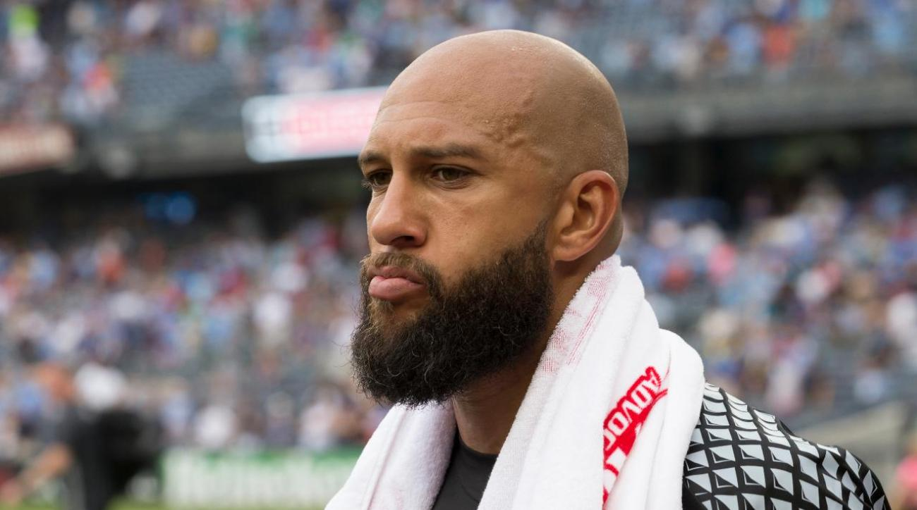 Tim Howard suspended for three games for verbal altercation with fan