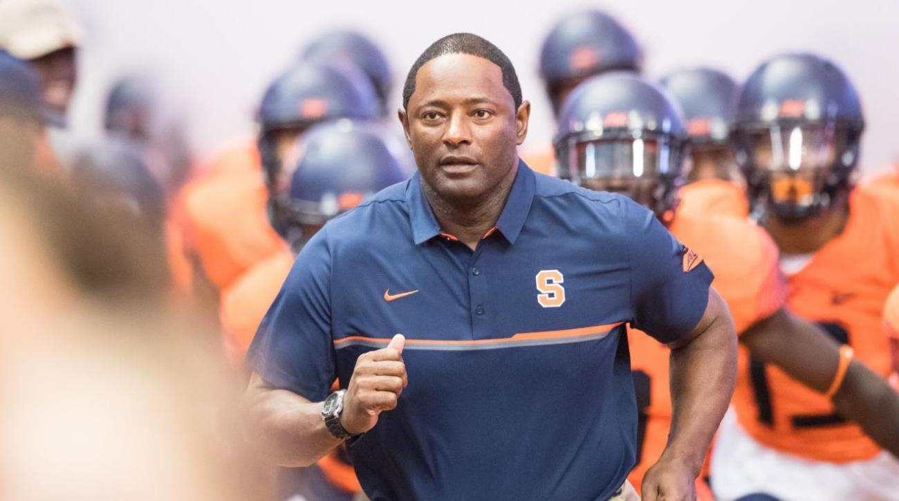 Can Dino Babers get to a bowl game his second year in Syracuse?