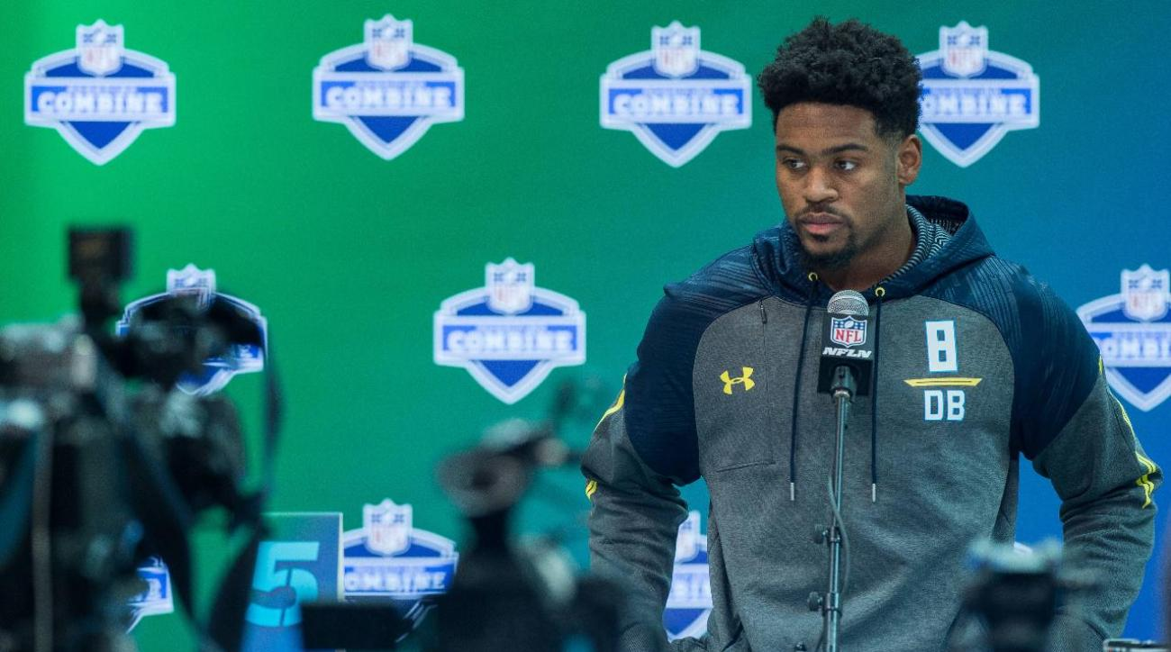 Report: NFL prospect Gareon Conley accused of rape