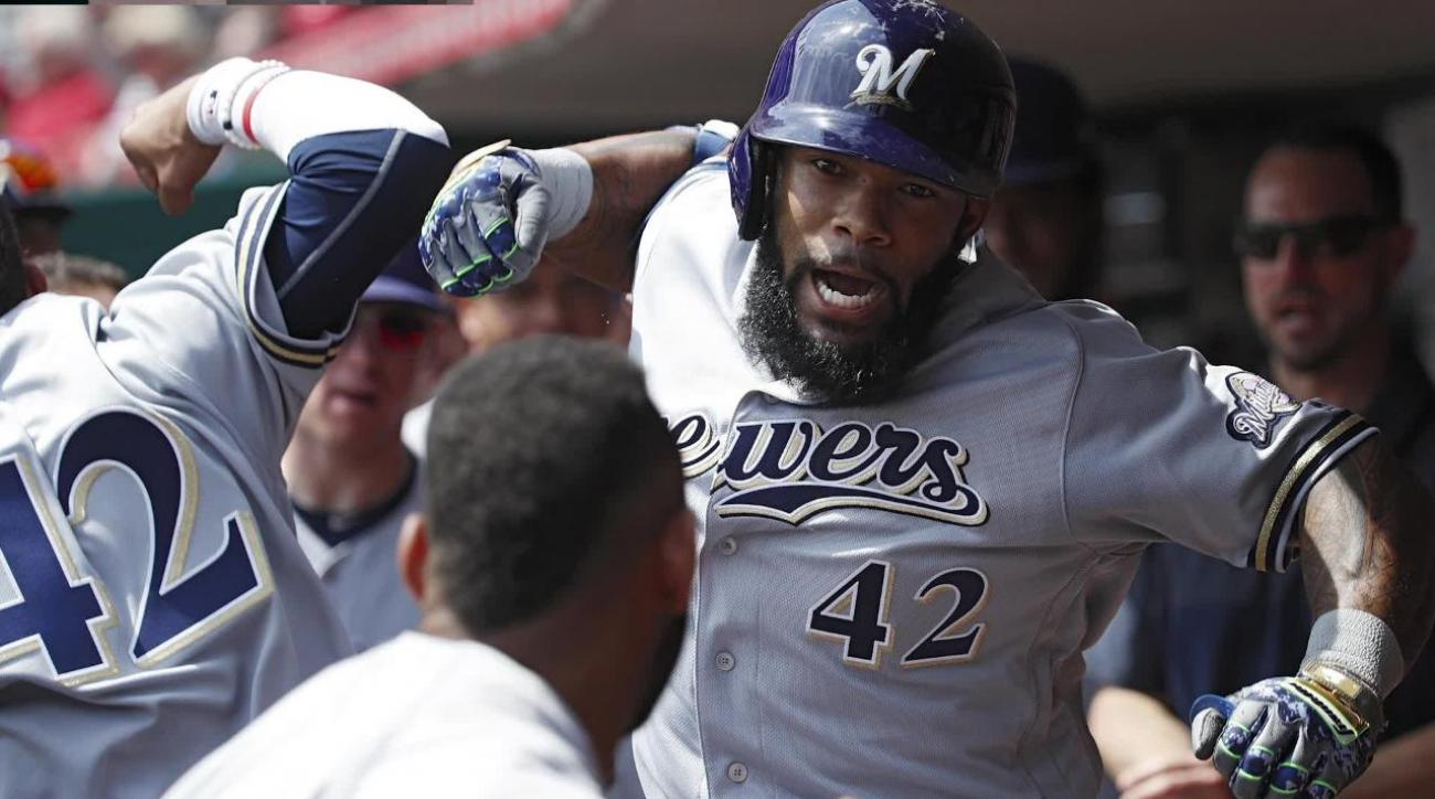 Eric Thames drug tested again, welcomes more tests