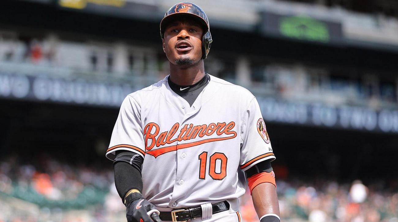 Red Sox apologize to Orioles' Adam Jones over racist taunts IMAGE