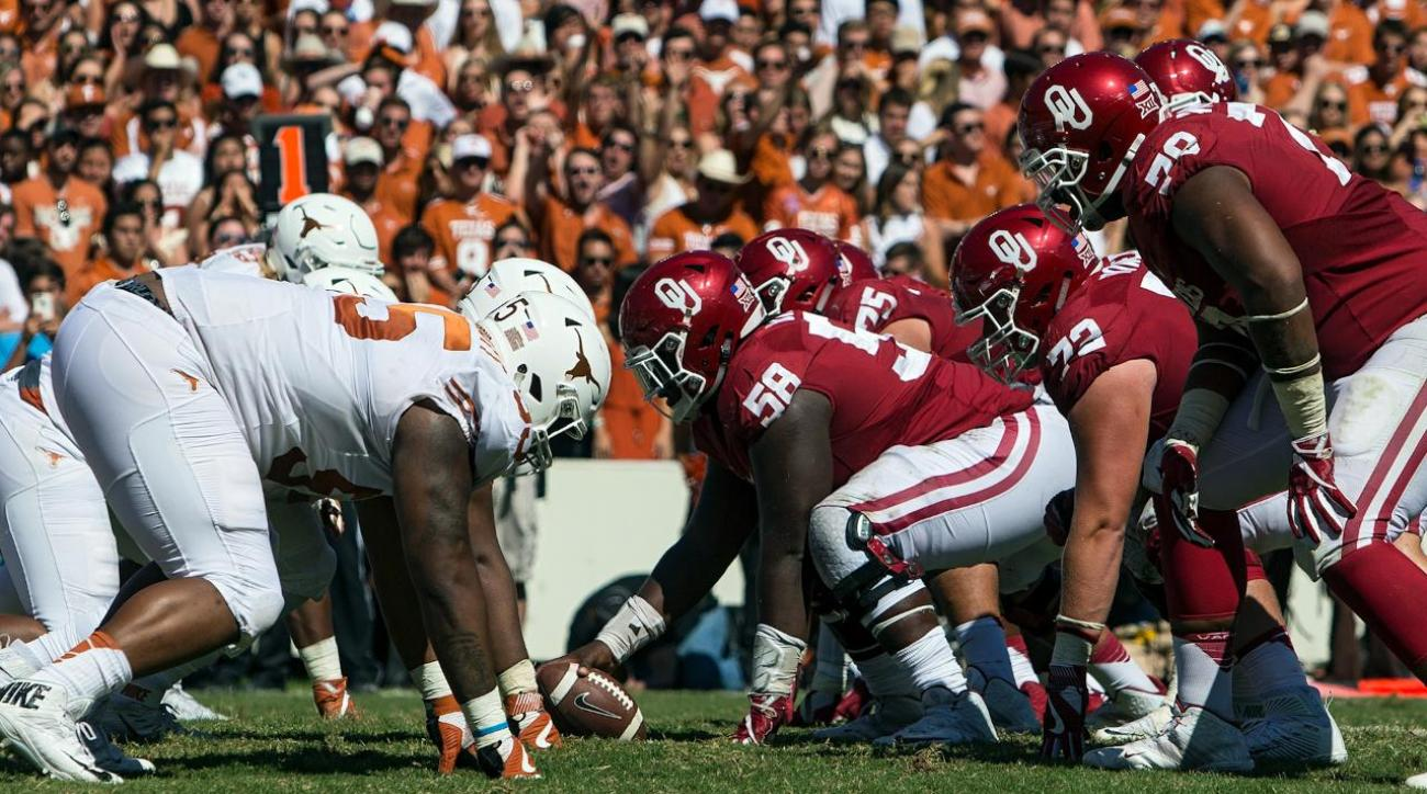 Settling the Twitter beef: Oklahoma Sooners vs. Texas Longhorns