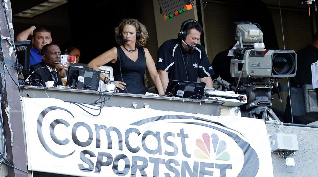 Media Circus: Beth Mowins to call Sept. 11 Monday Night Football late game IMAGE