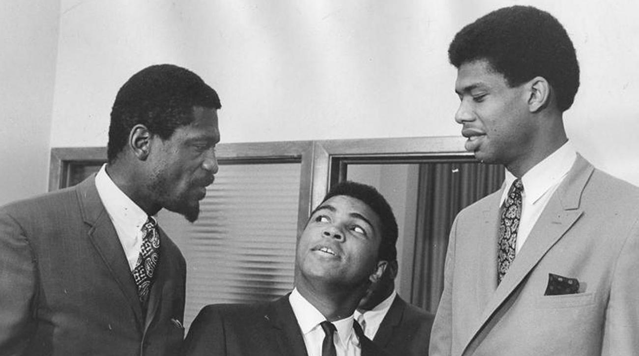 Kareem Abdul Jabbar On The First Time He Met Muhammad Ali