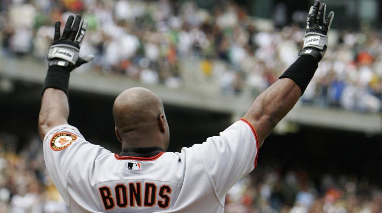 Giants to unveil Barry Bonds Wall of Fame plaque