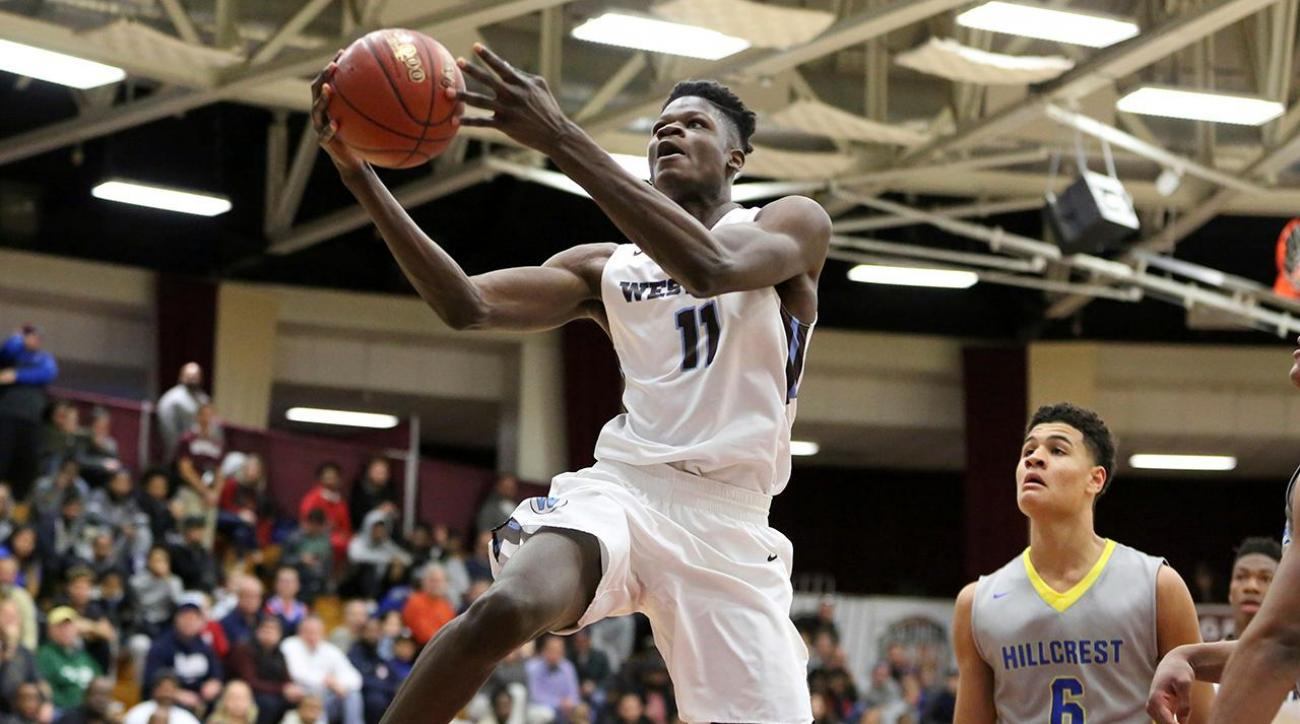 Five-star center Mohamed Bamba commits to Texas