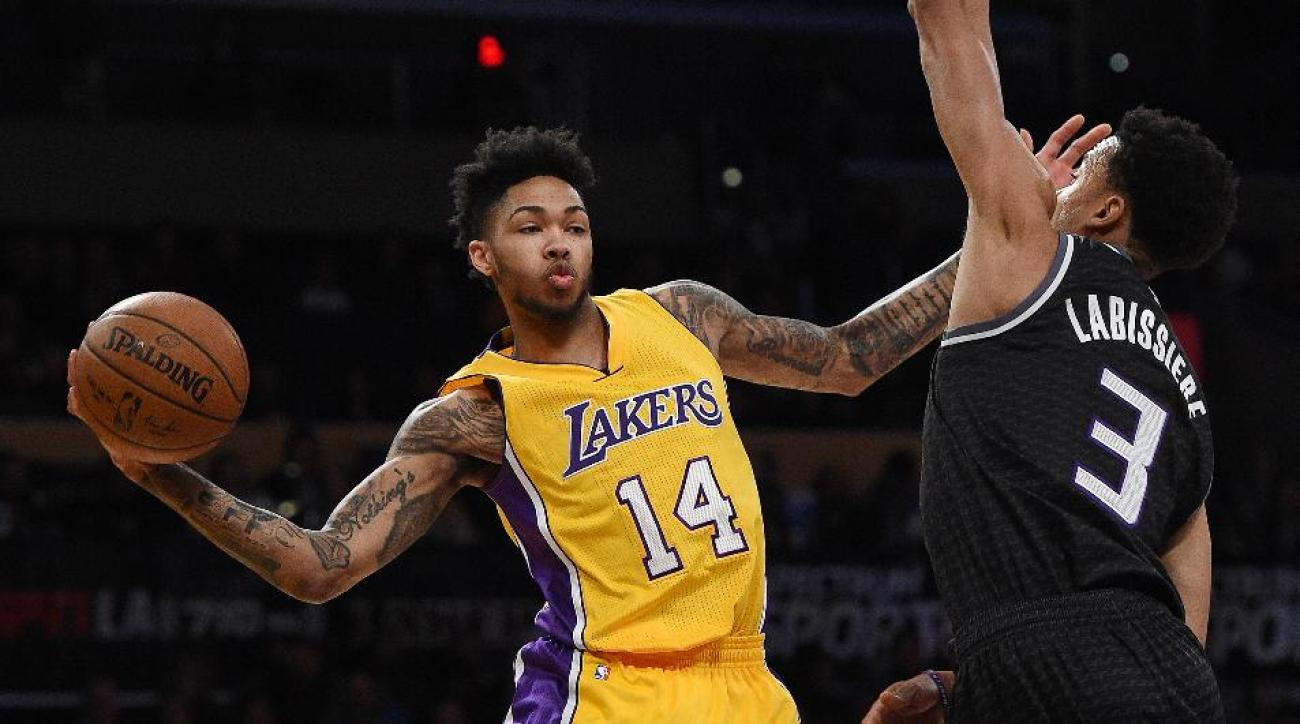 Magic Johnson: Only Brandon Ingram is untouchable