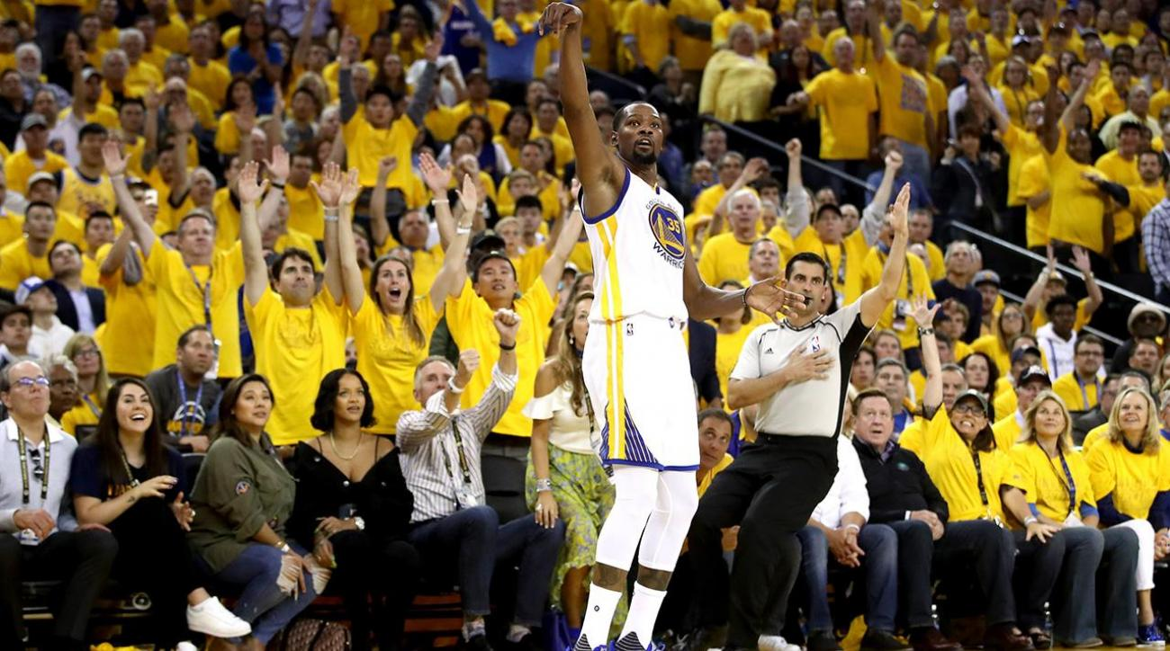 Game 1 produces historic NBA Finals ratings on ABC