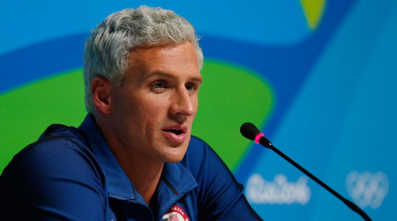 Ryan Lochte had suicidal thoughts following Rio Olympics
