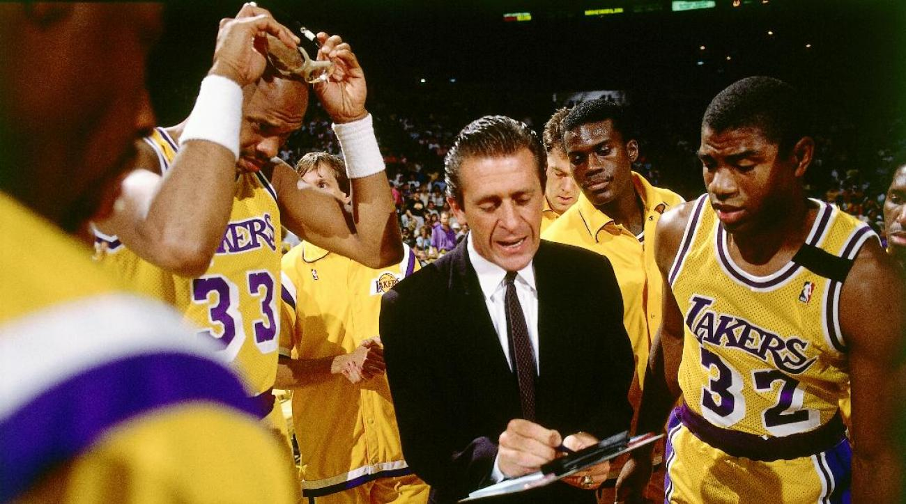 868d8a773 VIDEO - Pat Riley  Magic Johnson is greatest player of all time