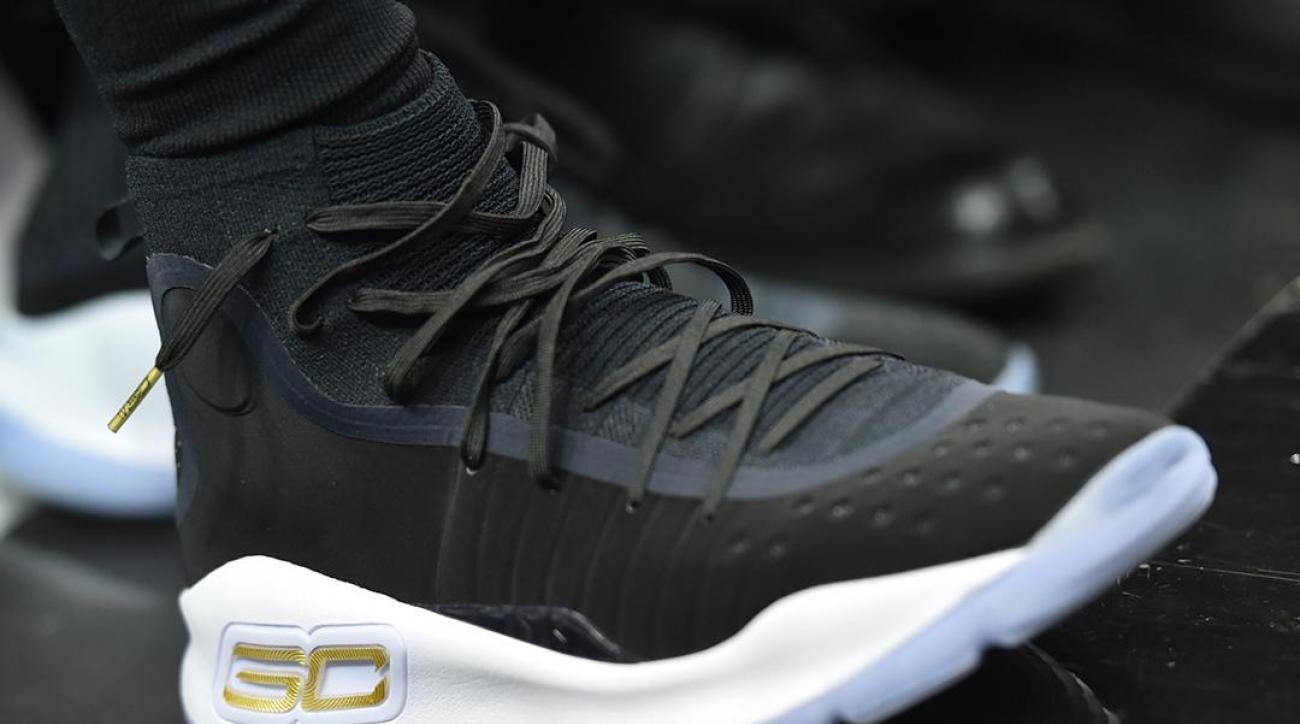 VIDEO - Under Armour Curry 4 Review  SI.com