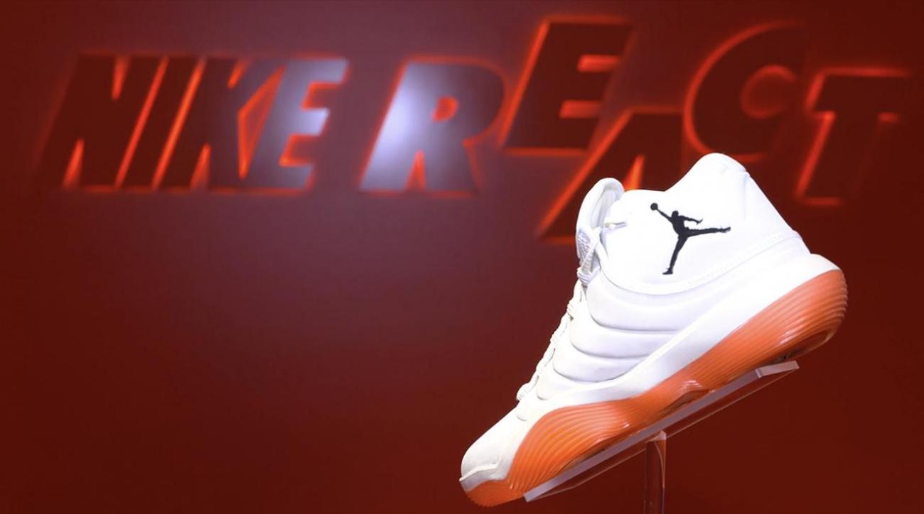Nike Unveils New React Technology Cushioning IMG