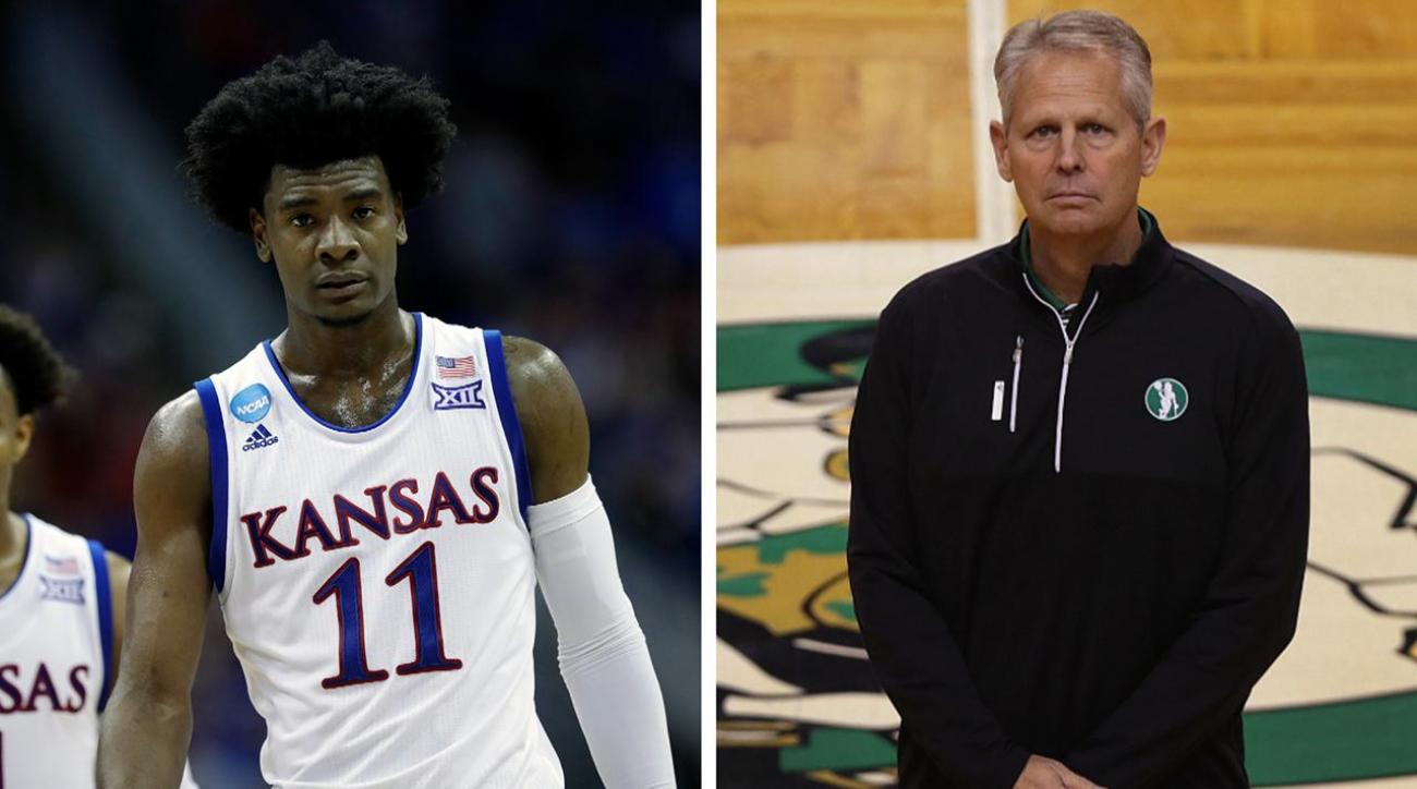 Danny Ainge upset that Josh Jackson canceled workout