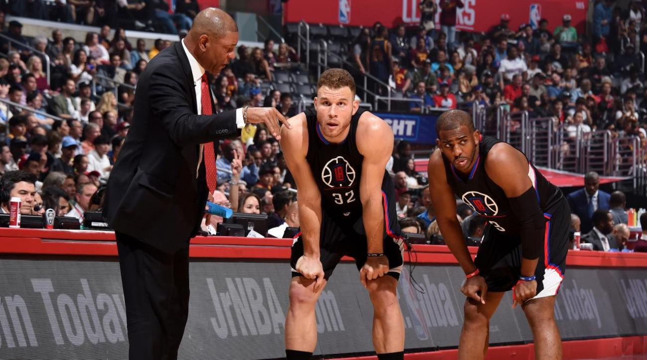 Clippers Paul and Griffin opt out, hit free agency - IMAGE