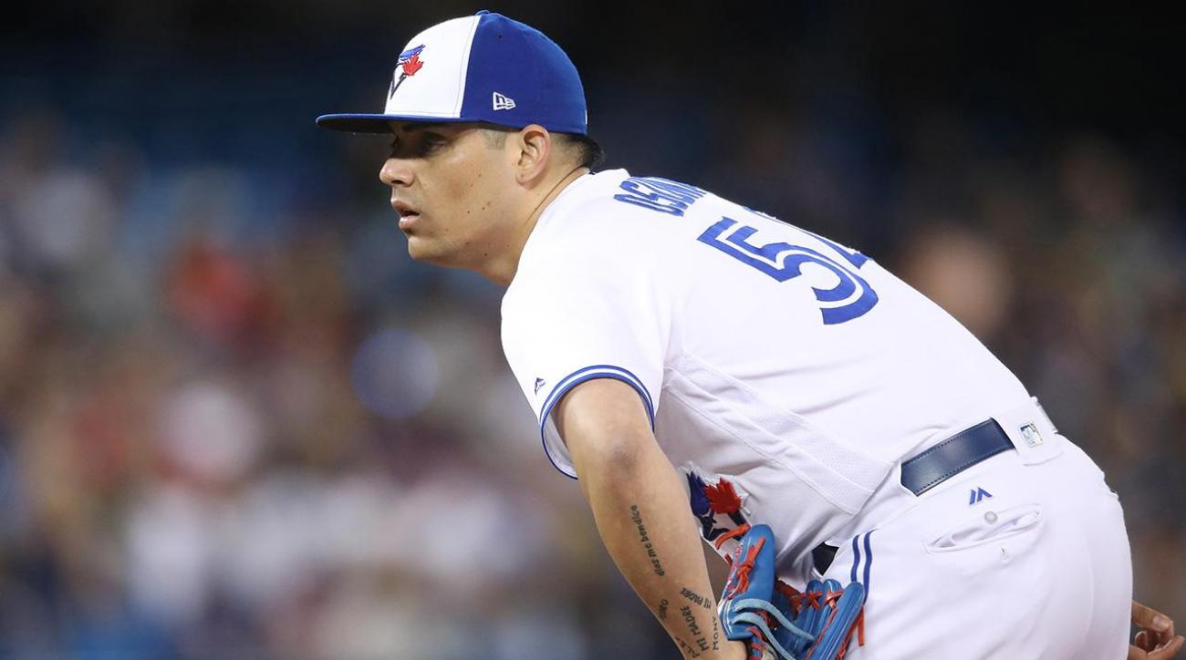 Blue Jays' Roberto Osuna says he's battling mental illness - IMAGE