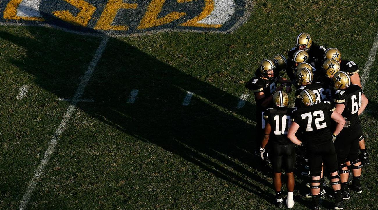 Three members of Vanderbilt football team involved in shooting