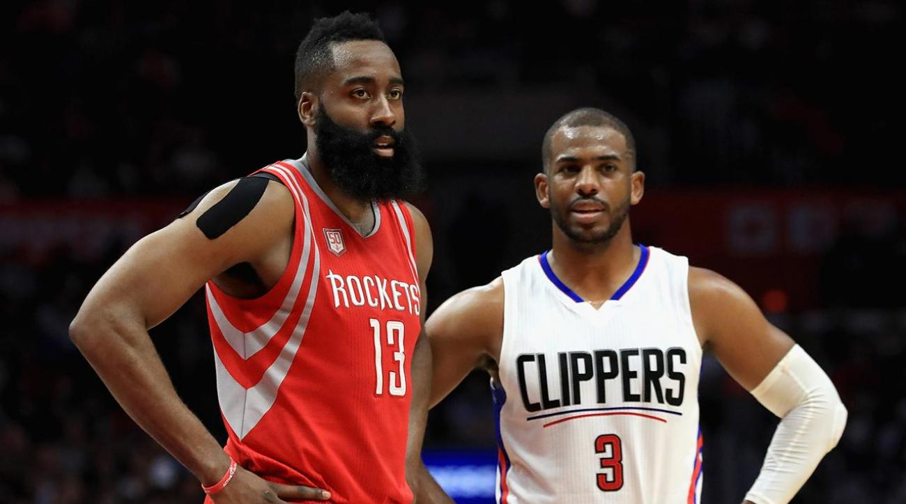 Chris Paul trade kicks off NBA free agency IMG