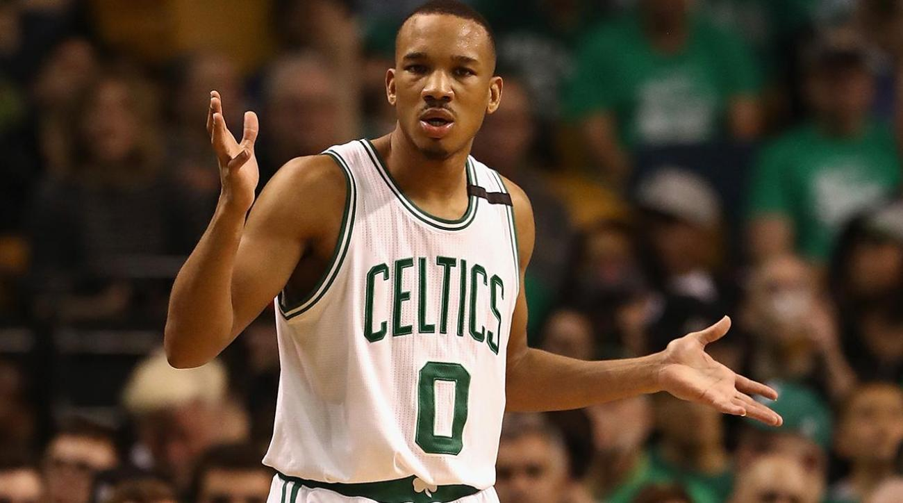 Reports: Celtics trade Avery Bradley to Pistons for Marcus Morris