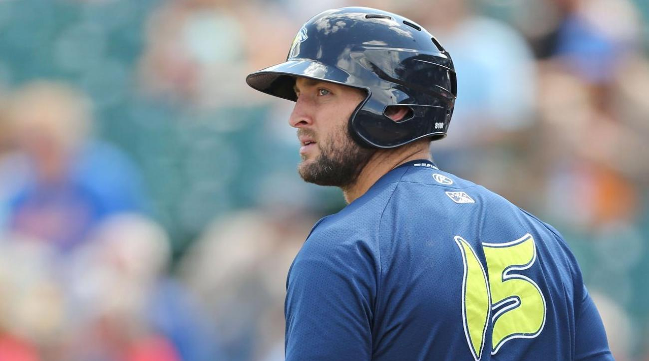 Mets GM shoots down notion of Tim Tebow call-up in September