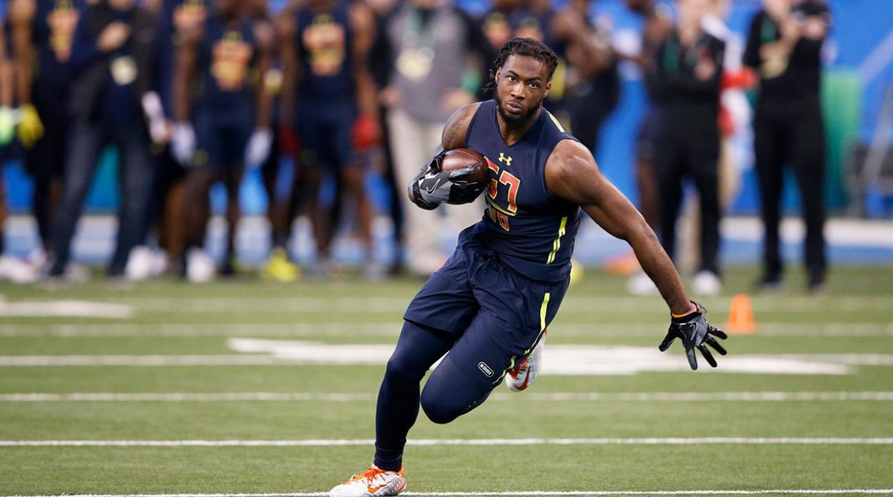 Report: Chargers Rookie Mike Williams Could Miss Season With Back Injury IMAGE