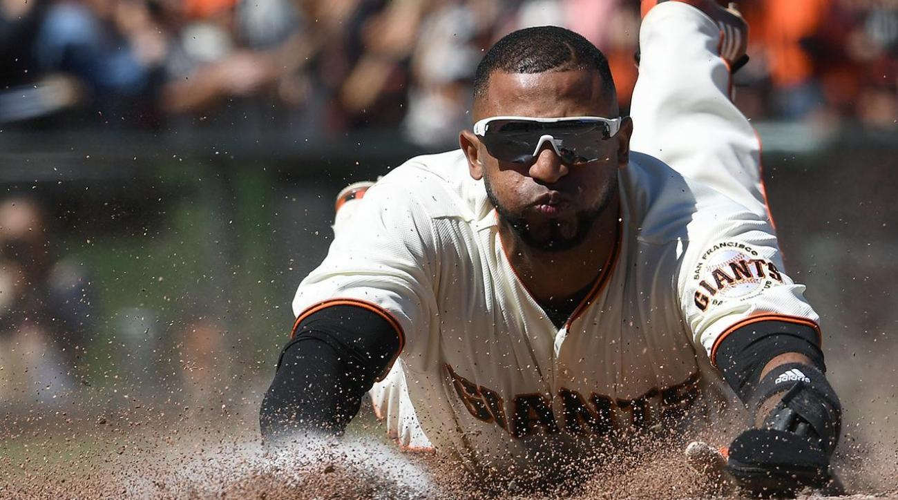 Red Sox Land Giants' Eduardo Nunez for Two Pitching Prospects