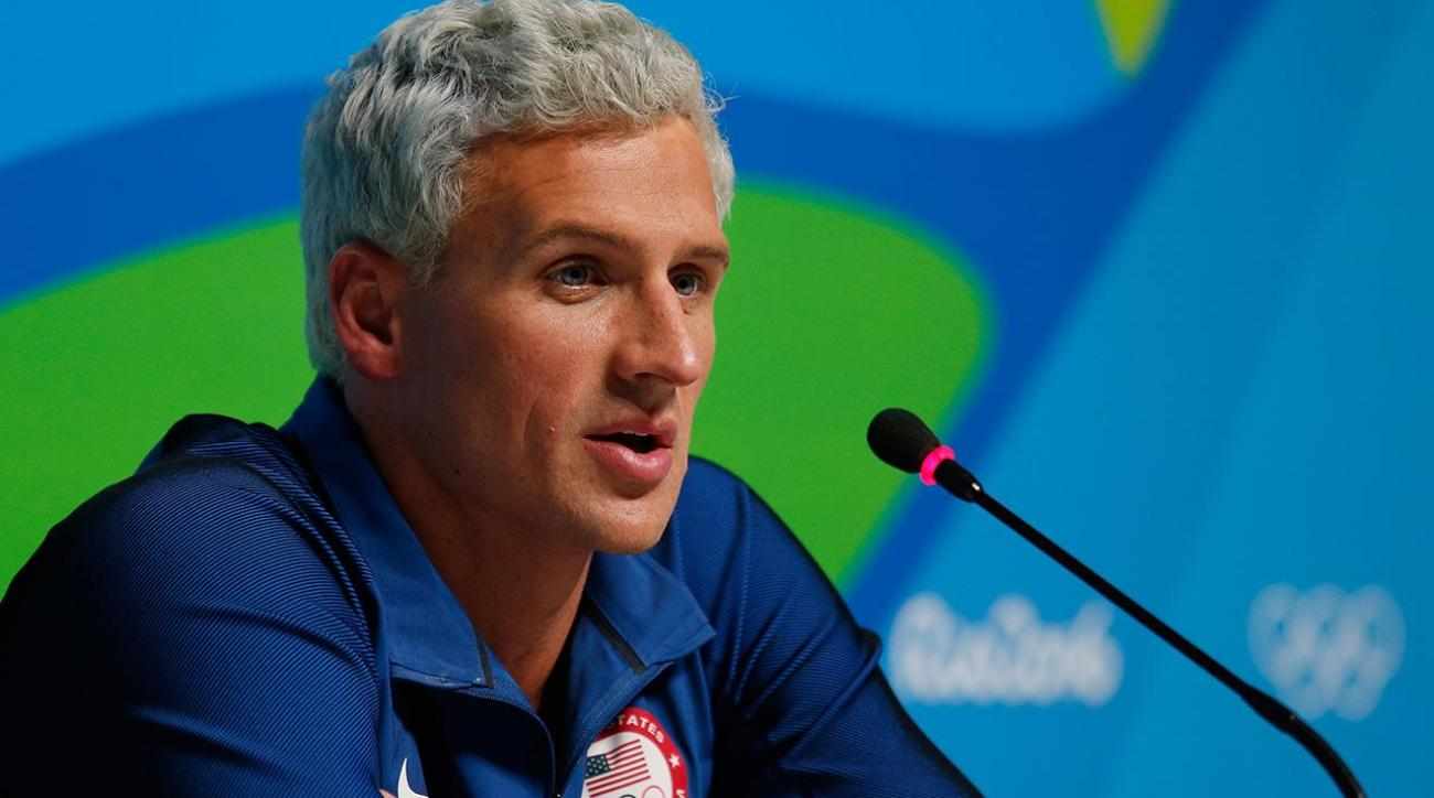 Ryan Lochte To Compete for U.S. for First Time Since Olympics IMAGE