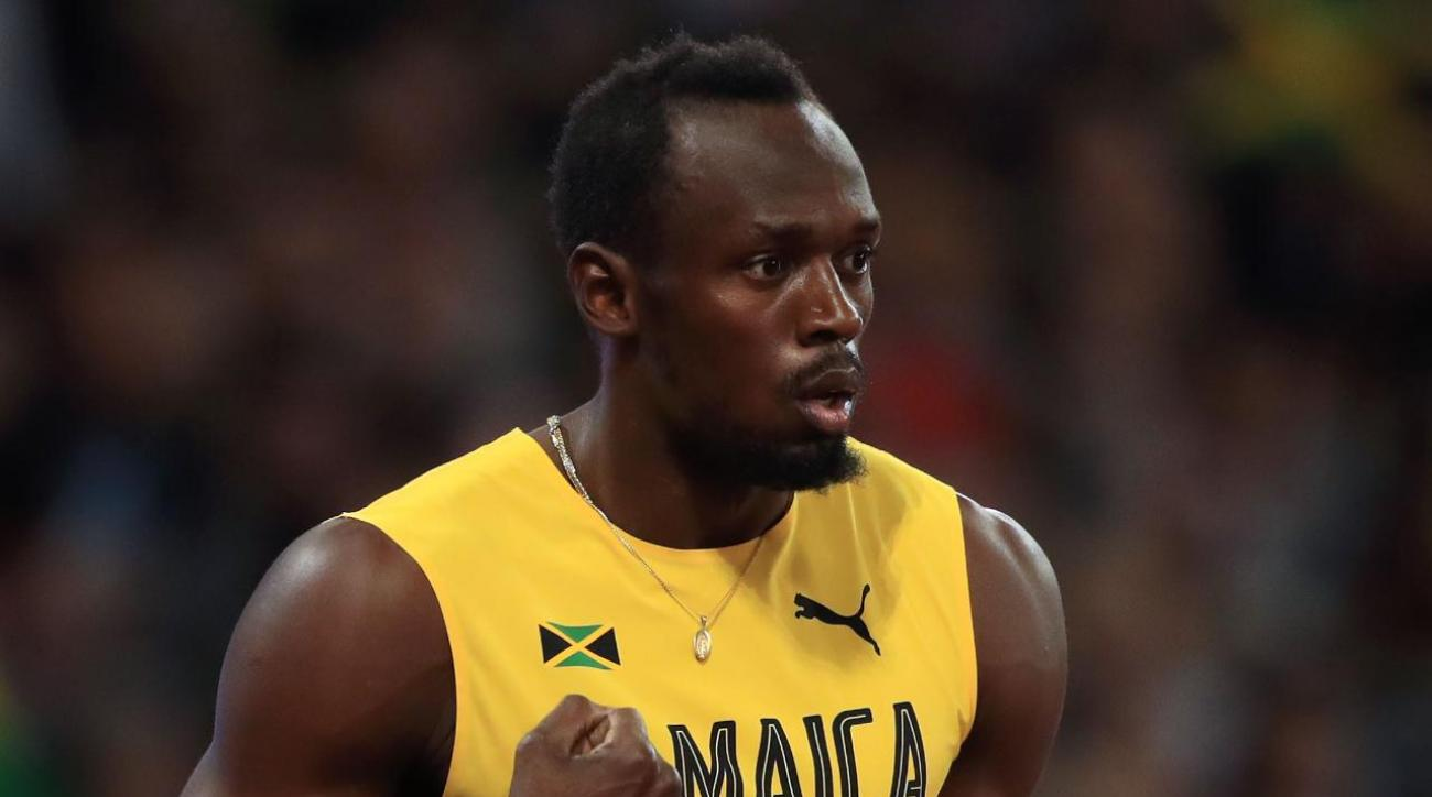 Usain Bolt Finishes Third in Final 100-Meter Race, Justin Gatlin Wins Gold