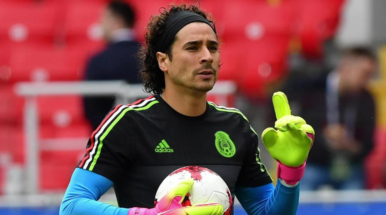 Familiar faces, new places for Mexico national team stars