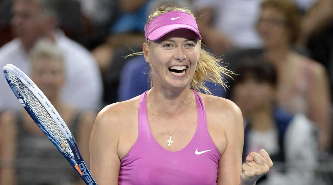 Maria Sharapova Awarded U.S. Open Wild Card, First Grand Slam Since Doping Ban