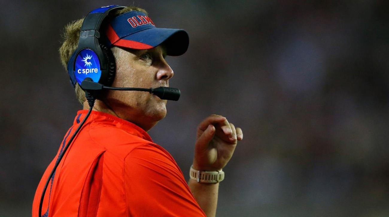 Report: Hugh Freeze's Calls to Escort Services Lined Up With Recruiting Trips