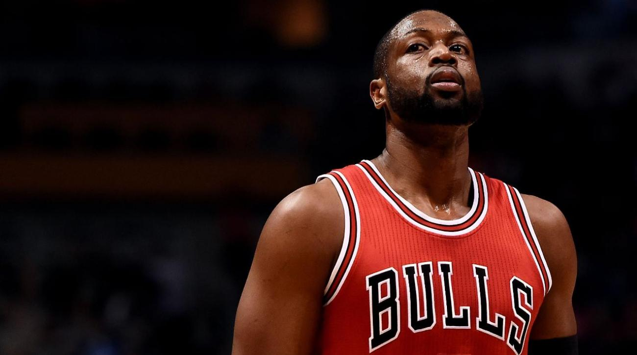 "Report: Dwyane Wade to Reach Buyout Agreement With Bulls in ""Next Few Months"""
