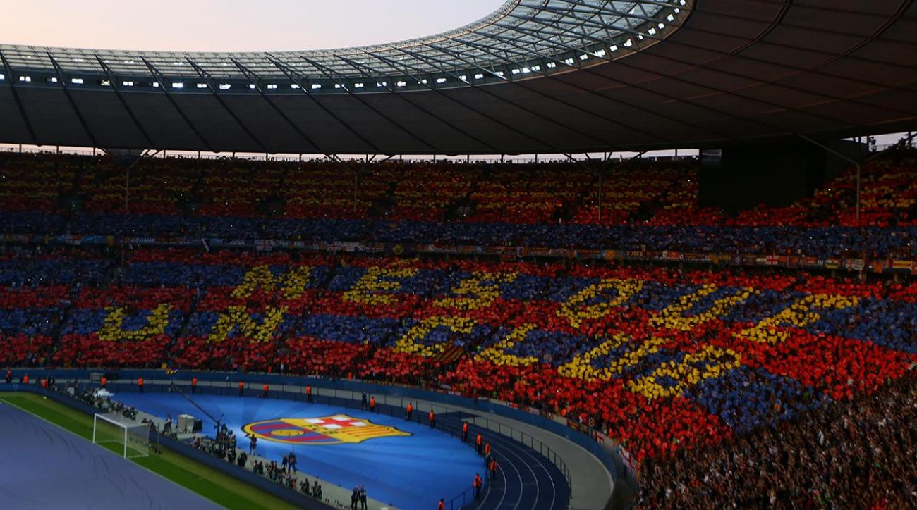 FC Barcelona Can Offer Healing to City Recovering from Terrorist Attack