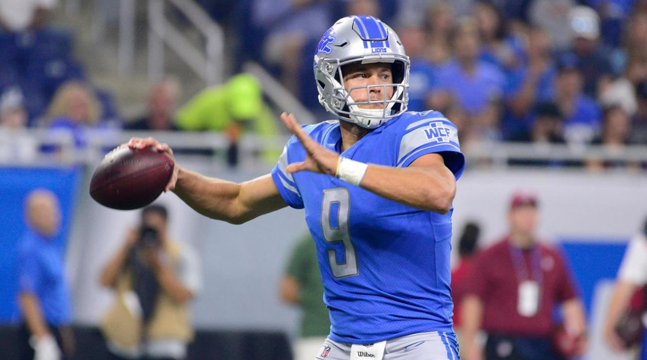 NFL How Matthew Stafford became the richest player