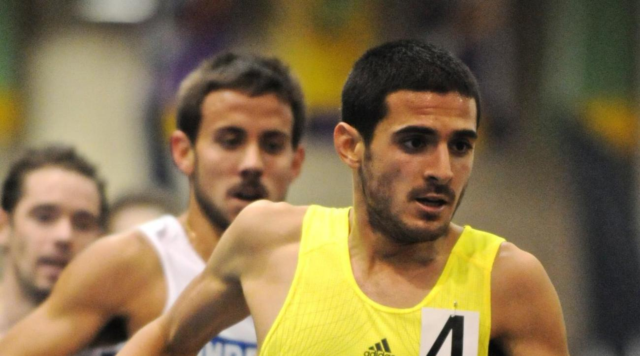 Olympic Runner David Torrence Found Dead At Bottom Of Swimming Pool In Arizona