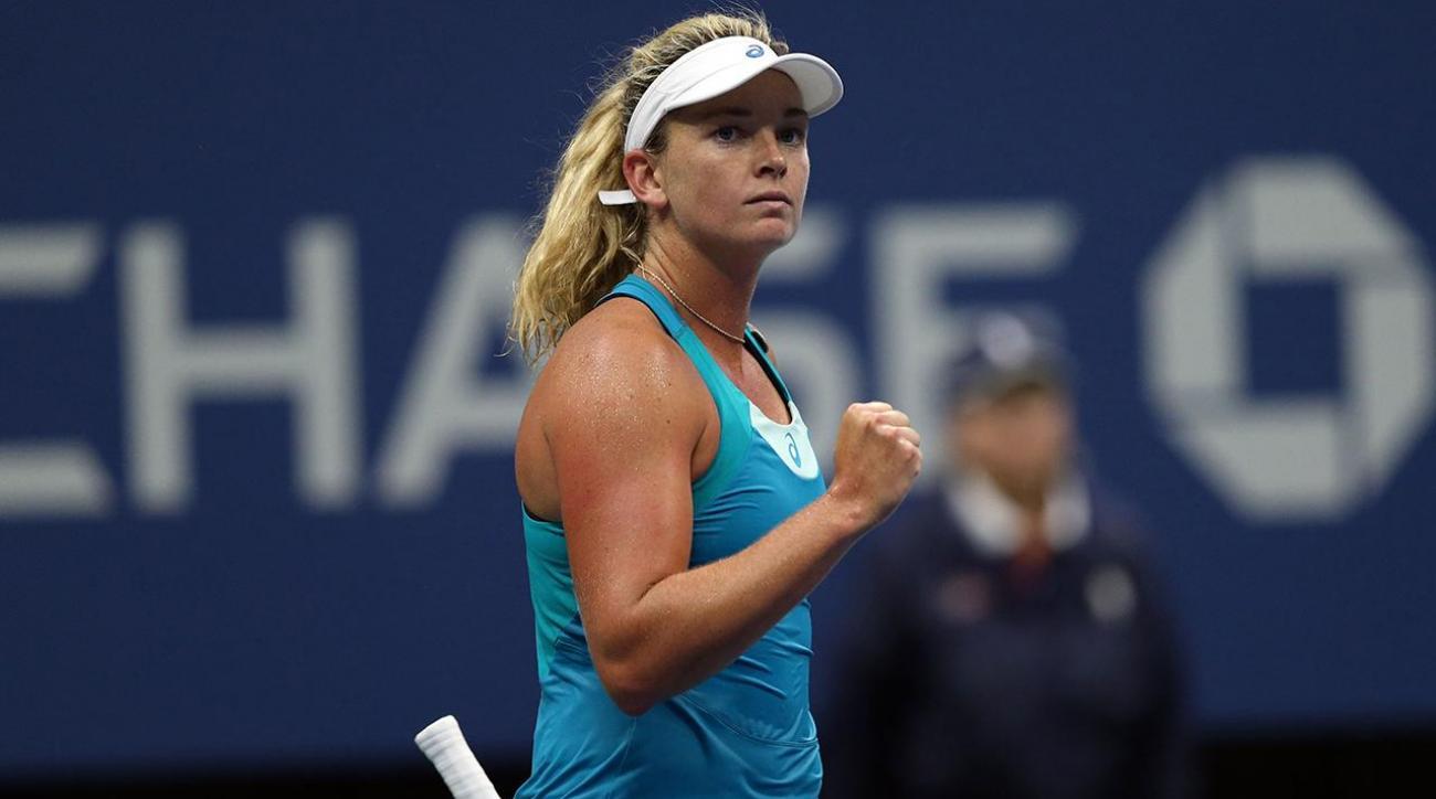 CoCo Vandeweghe beats No. 1 Pliskova at US Open 2017   SI.com : plexiskiva : Inredning